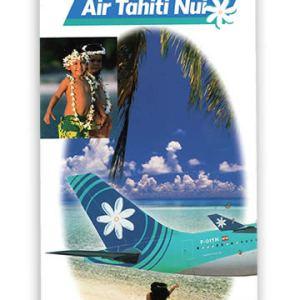 Air Tahiti Nui A340 Service Brochure