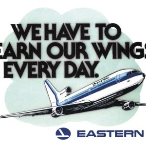 Earn Our Wings