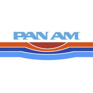 Pan AM Sunset Tee