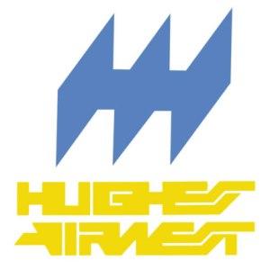 Obsolete Airline Logo, Hughes Airwest
