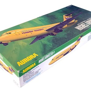 Aurora Hughes Airwest DC-9 1/72 scale Model