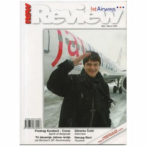 Jat Airways in-flight Magazine – Mart/March 2005