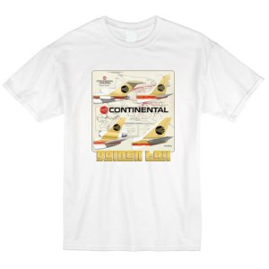 Golden Tails White Tee (XL)