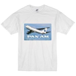 Pan AM Advertisement Tee