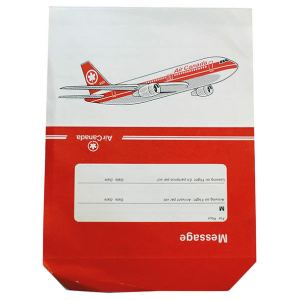 Air Canada Message Envelope