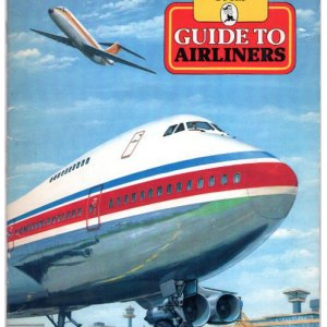 Guide to Airliners (Book) (1979)