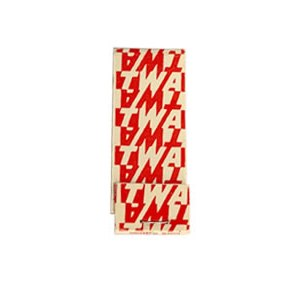TWA Airlines Matchbook Matches