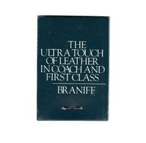 Braniff Airlines Ultra Mending/Sewing Kit
