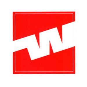 Western Air Lines Vinyl Sticker