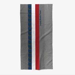 Luxury Airliner Beach Towel