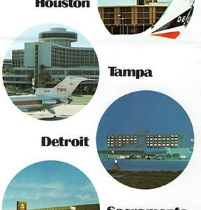 Host International Hotel Tampa Florida Brochure