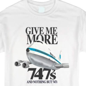 More 747s Flag Carrier Tee