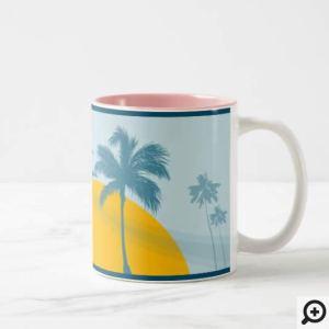 Miami, Baby! Groovy Jet Mug