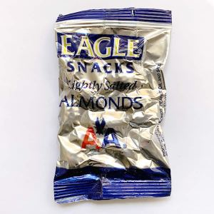 American Airlines Eagle Brand Almonds