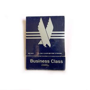 American Airlines Business Class Matchbook Matches
