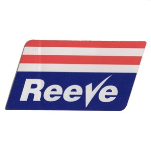 Authentic Reeve Aleutian Airlines Decal Sticker