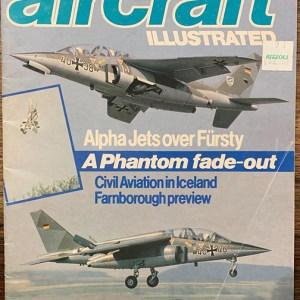 Aircraft Illustrated Magazine Sept 1980