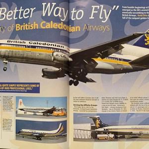 Airliner World Magazine December 2013 (British Caledonian)