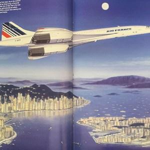 Wings Magazine (Concorde) August  2002