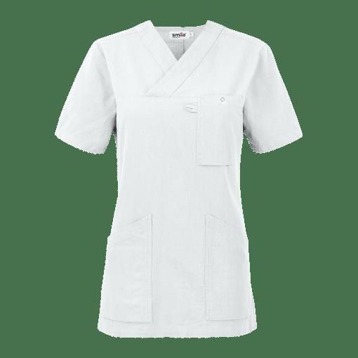 Carin v-blouse w