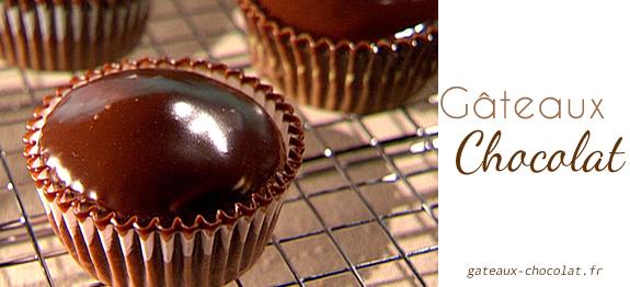 recette glacage miroir au chocolat sans