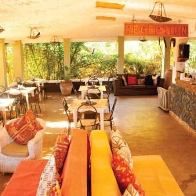 Gately Inn Entebbe Restaurant Dinning and good food