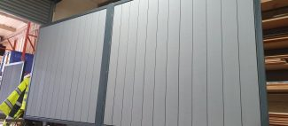 Composite Sliding Gates