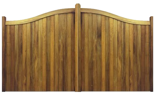 Commercial Hardwood Gates