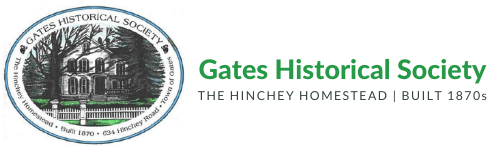 Logo for Gates Historical Society