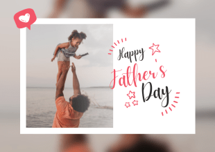Thumbnail for the post titled: Happy Father's Day!