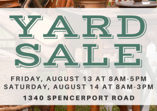 Thumbnail for the post titled: GHS Summer Yard Sale