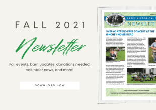 Thumbnail for the post titled: Fall 2021 Newsletter