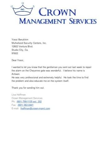 , Customer Testimonials