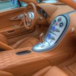 Bugatti Veyron 16.4 Grand Sport interior