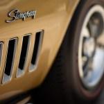 Stingray at the Culver City Car Show