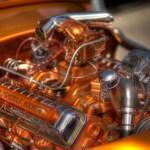 Oldsmobile Rocket Engine