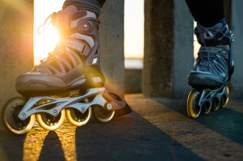 Lifestyle Photography - Rollerblading