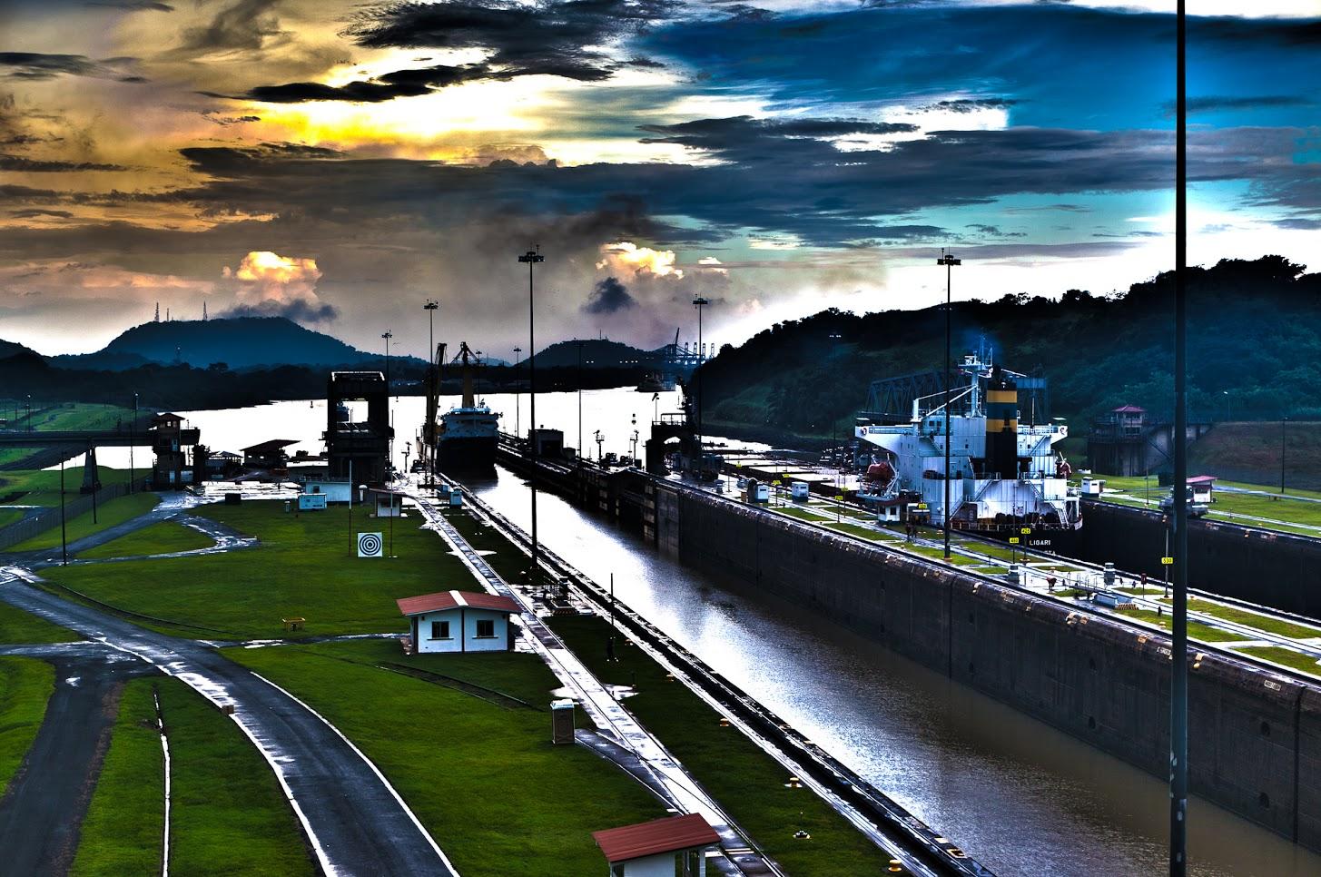 Panama: Panama Canal