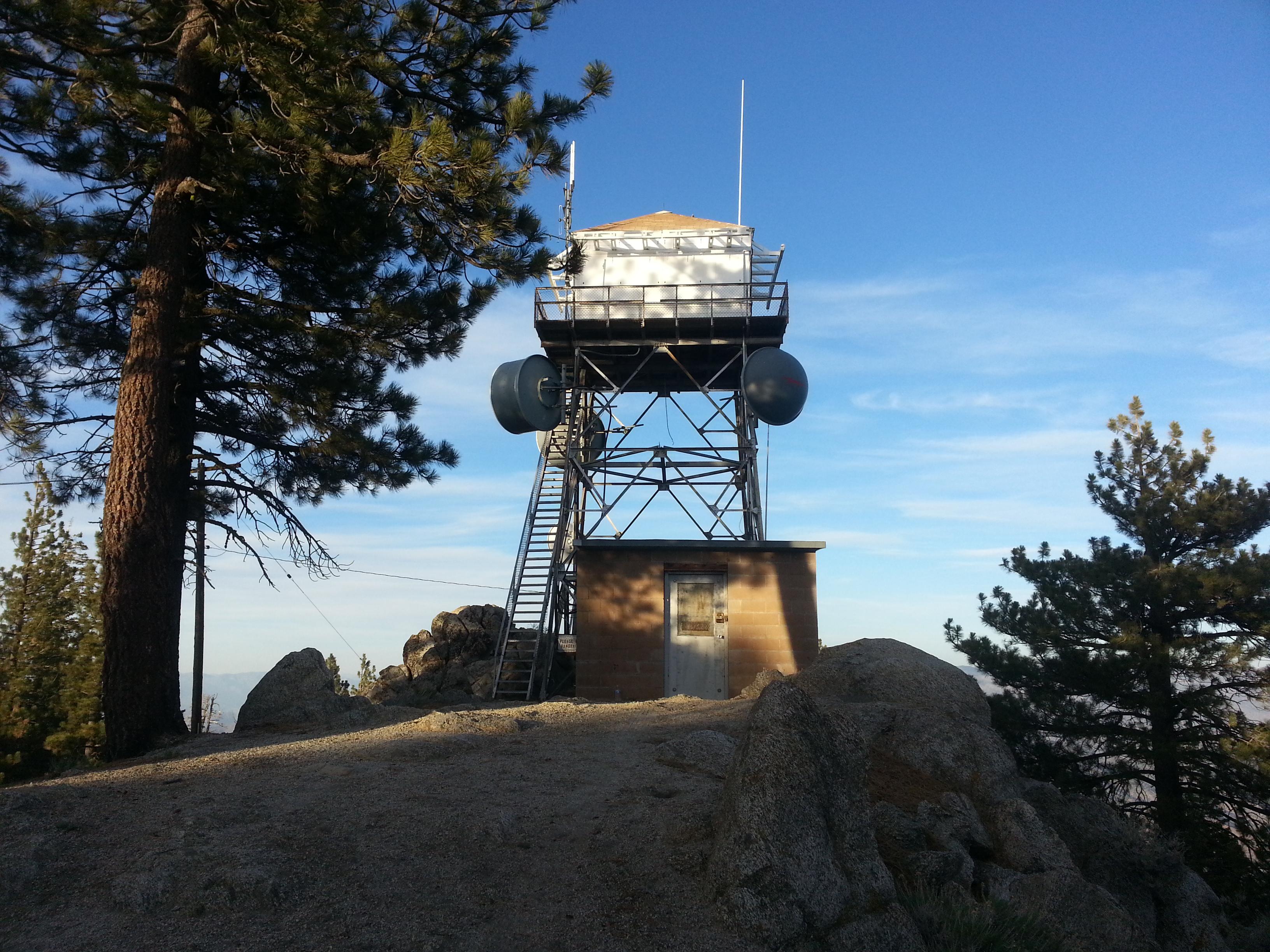Cache-Tour along Breckenridge Road