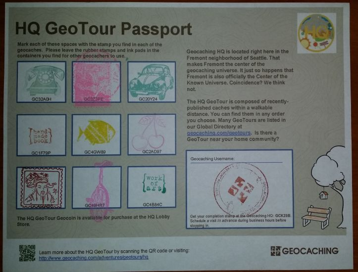 old GCHQ-Passport