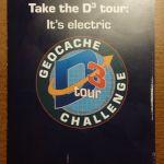 D³ Tour Passport