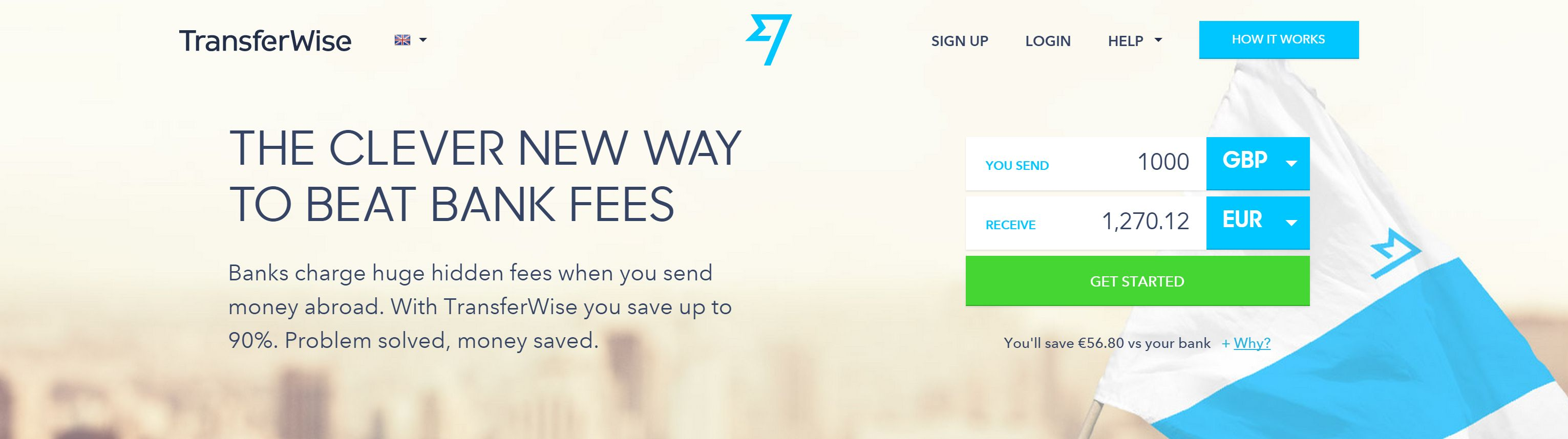 Transferwise – The clever way to transfer money