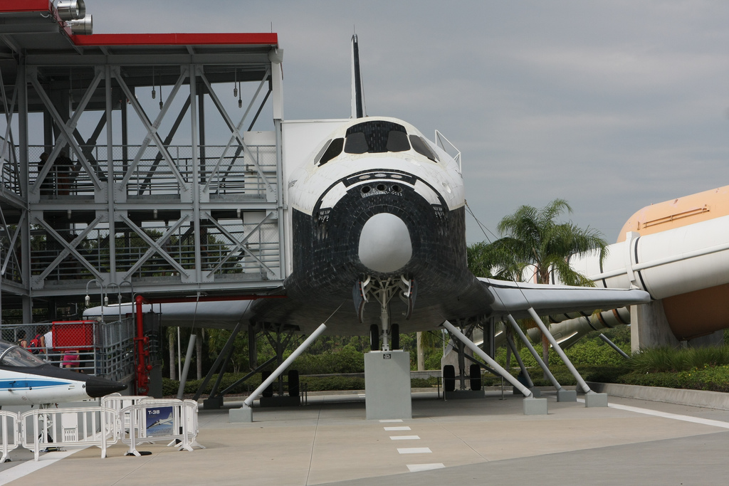 Looking Back at My Visit to the NASA Kennedy Space Center Visitor Complex