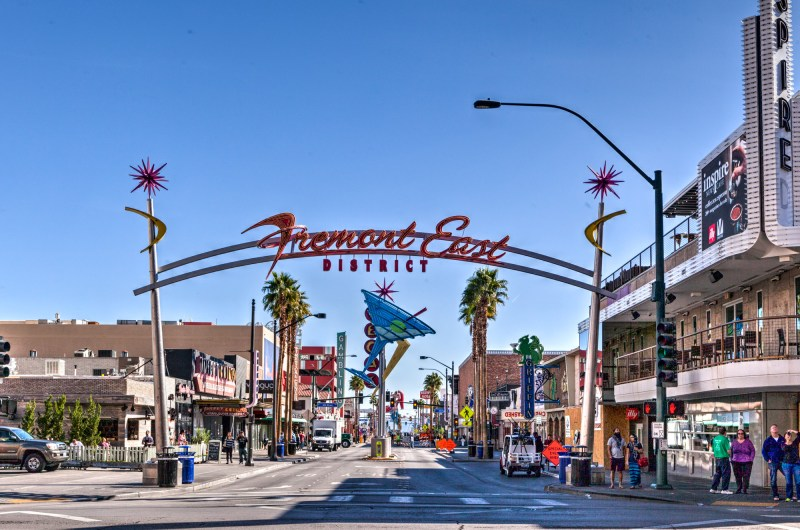 East Fremont Restaurants Las Vegas To The Restaurants In Downtown
