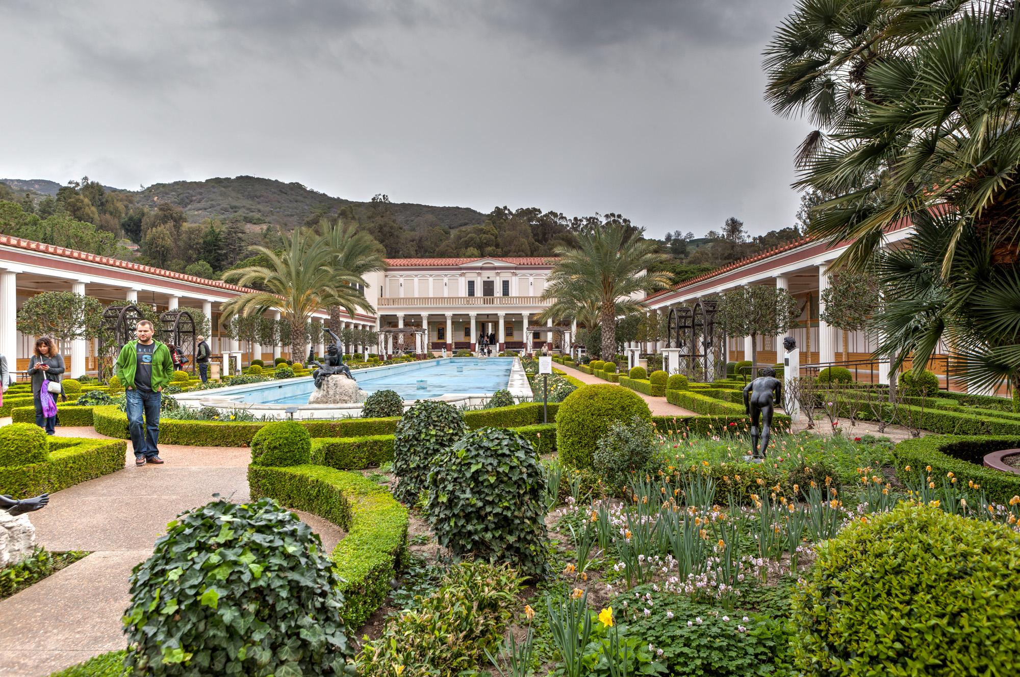 The Garden Cafe Garden Museum