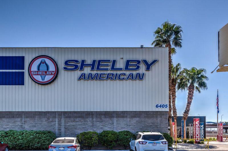 Shelby American Las Vegas