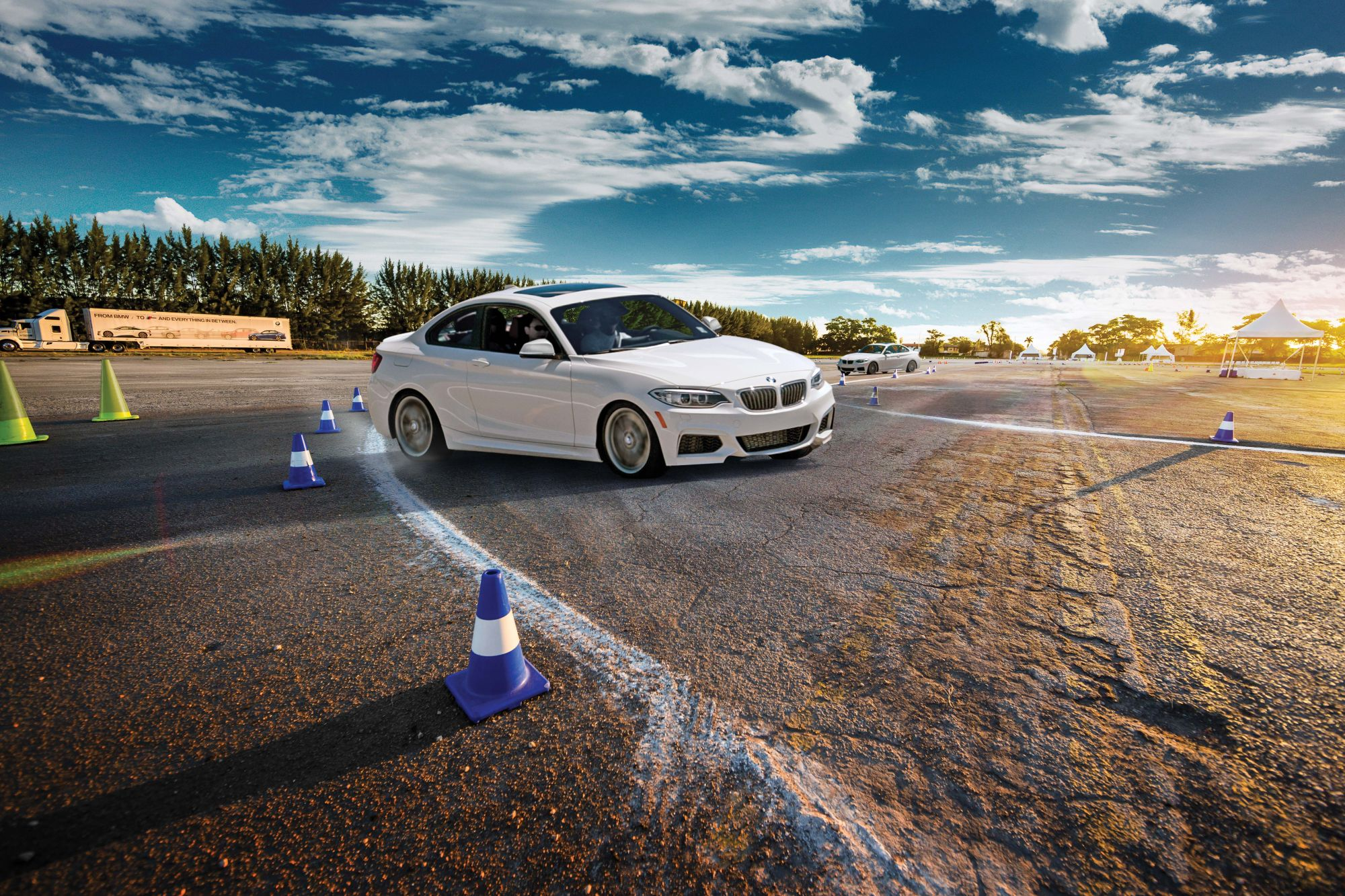 BMW's Ultimate Driving Experience Tour 2015