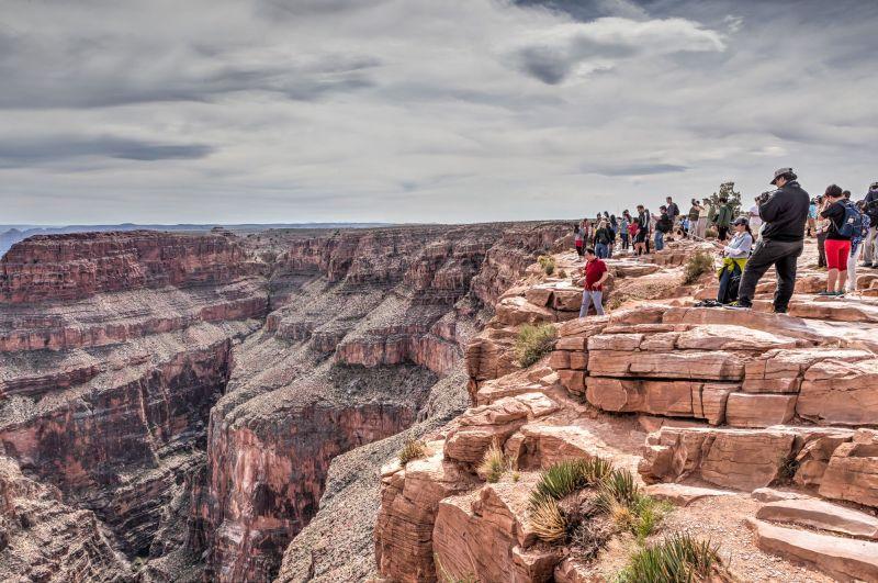 Grand Canyon at Eagle Point