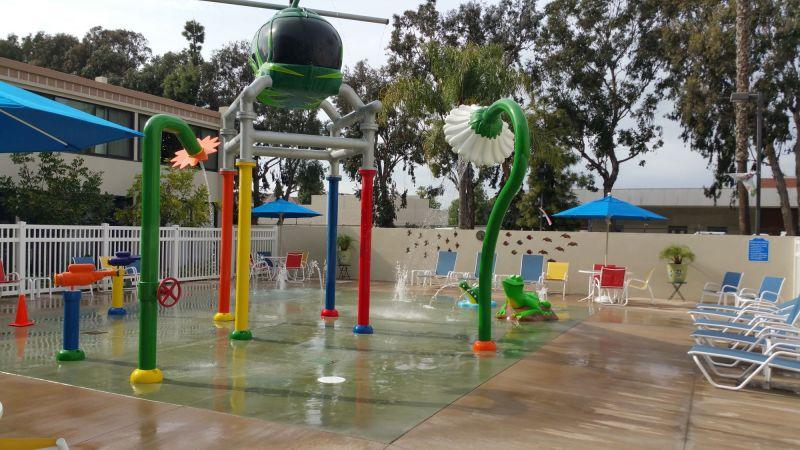 Splash Zone