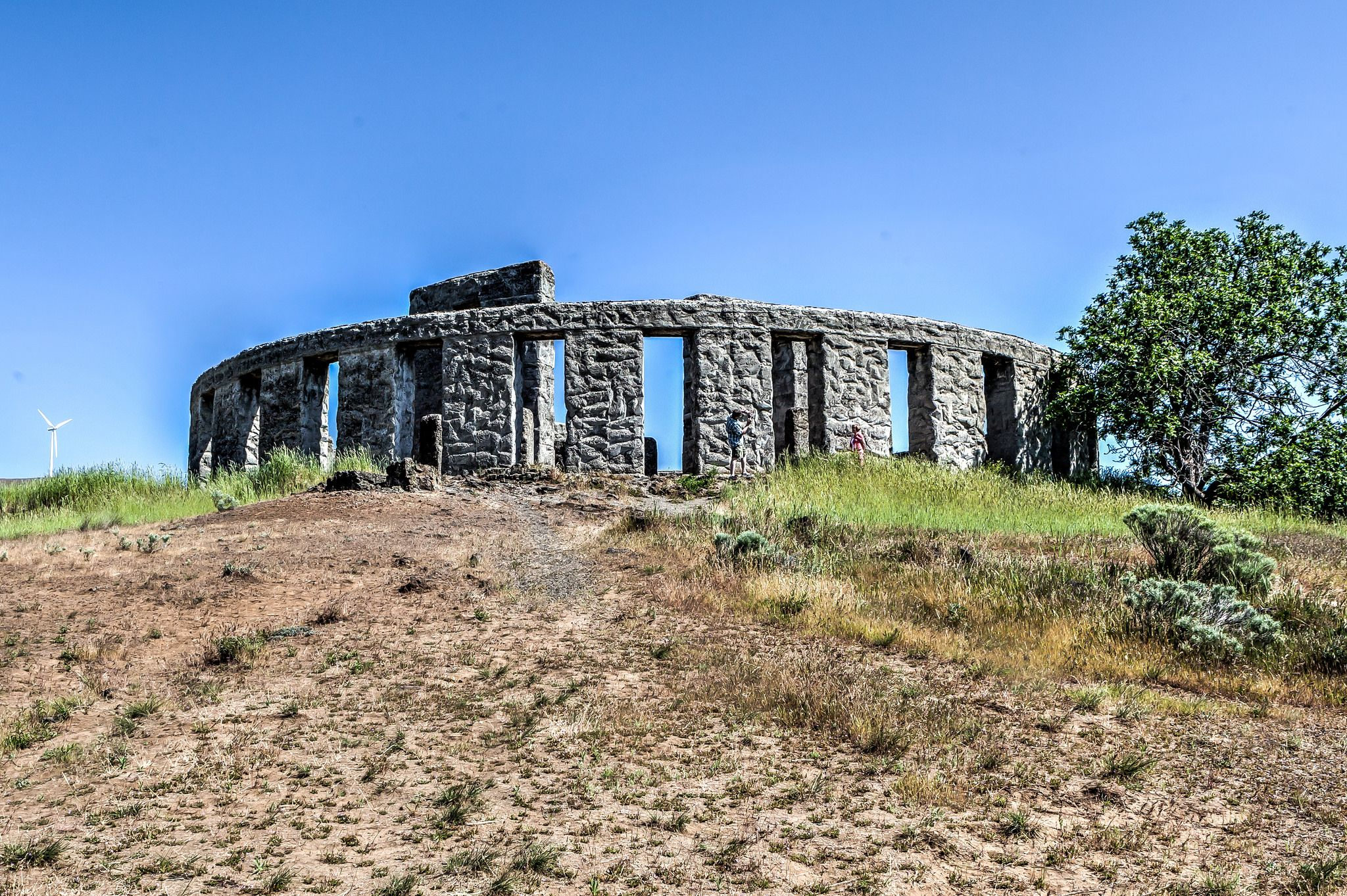 The Maryhill Stonehenge Replica